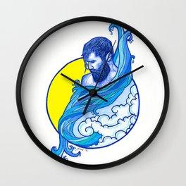Sim Sala Bim Wall Clock