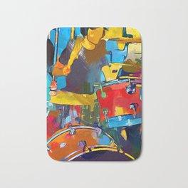 Drummer Bath Mat