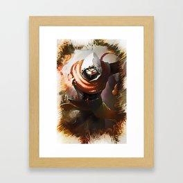 League of Legends MALHAZAR Framed Art Print