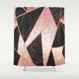 glamorous pattern Shower Curtain