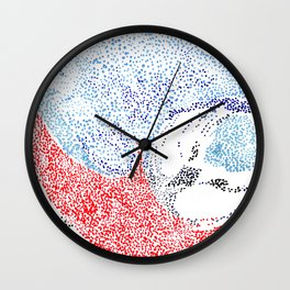 bird_XIII Wall Clock