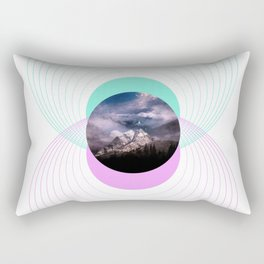 Solar Spheres Rectangular Pillow