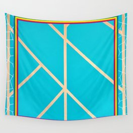 Leaf - web graphic Wall Tapestry