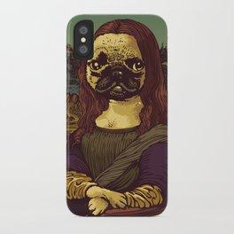 Pugalisa iPhone Case