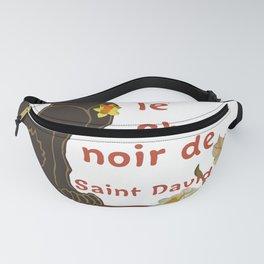 Le Chat Noir De Saint David De Rodolphe Salis Fanny Pack