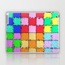 Chromatic Metropolis Laptop & iPad Skin