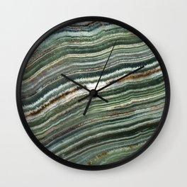 Gem Love Emerald Wall Clock