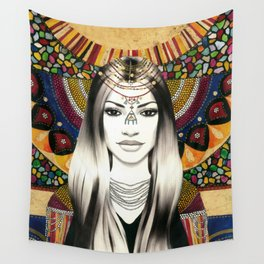 Mosaicos // Mosaics Wall Tapestry
