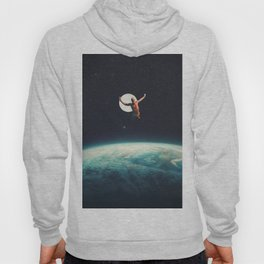 Returning to Earth with a will to Change Hoody