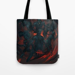 Death is not an Escape Tote Bag