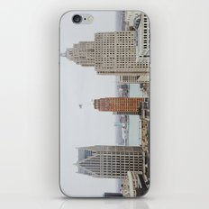 Architectual Variety - Detroit, MI iPhone & iPod Skin