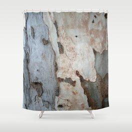 Bark Of A Eucalyptus Tree  Shower Curtain