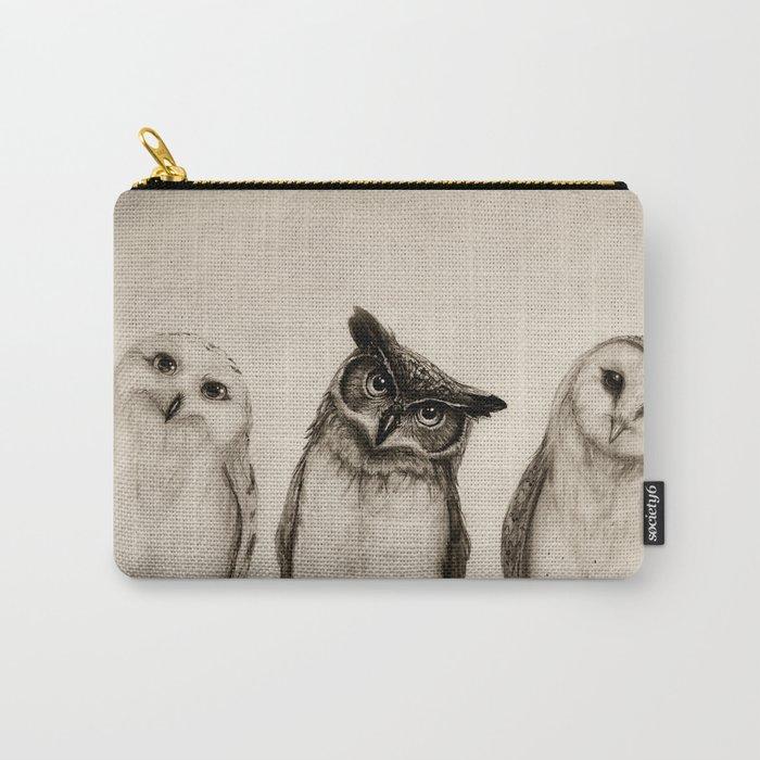 The Owl's 3 Tasche
