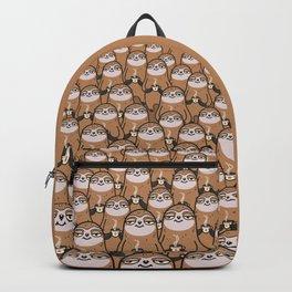 sloth-tastic! Backpack