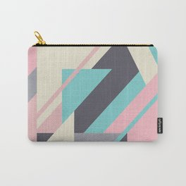 Delicious retro geometric Carry-All Pouch