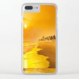 Salalah Oman 7 Clear iPhone Case