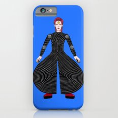 MOONAGE DAYDREAM (Blue) iPhone 6s Slim Case