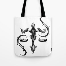 Signs of the Zodiac - Libra Tote Bag