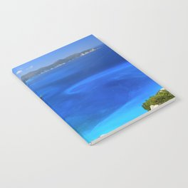 myrtos beach, kefalonia Notebook