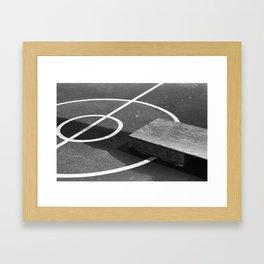 Form Over Function Framed Art Print