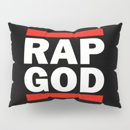 RAP GOD Pillow Sham