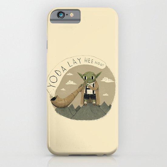 yodaling  iPhone & iPod Case