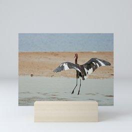 Savvy and Independent Mini Art Print