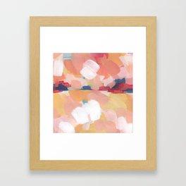 Mini Postcard for May Framed Art Print