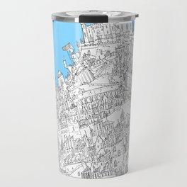 Babel-City Travel Mug