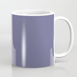 Dusty Purple, Solid Collection Coffee Mug