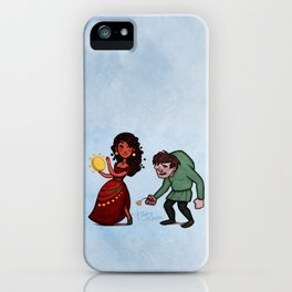 Antonym iPhone Case