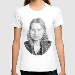 Robert Carlyle as Rumpelstiltskin T-shirt