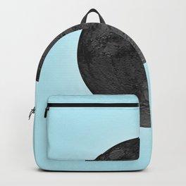 BLACK MOON + BLUE SKY Backpack