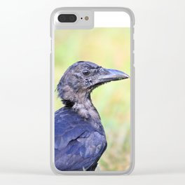 Ruffled Clear iPhone Case