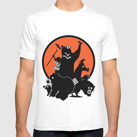 King of The Urban Jungle T-shirt