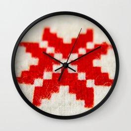 Geometrical Shape Wall Clock