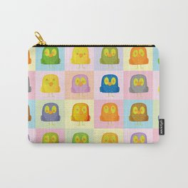 Square Chicks Carry-All Pouch