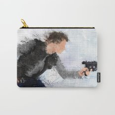 The Smuggler ( Splatter ) Carry-All Pouch