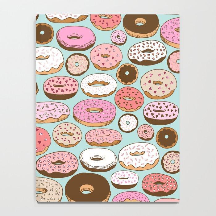 Donut Wonderland Notebook