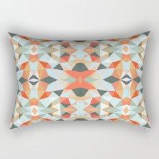 Island Tribal Rectangular Pillow