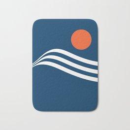 Swell - Marina Bath Mat