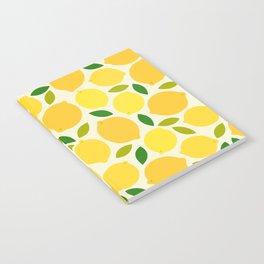 Lemon Notebook