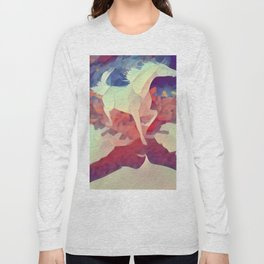 Prism Shadow Long Sleeve T-shirt