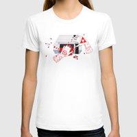 nintendo T-shirts featuring Nintendo Dentata by scoobtoobins