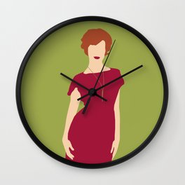Joan Holloway Mad Men Wall Clock
