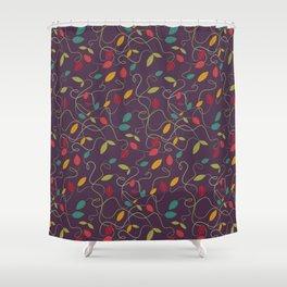Autumn's bash Shower Curtain