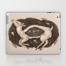 Predaceous Herbivore, Ghost Deer Laptop & iPad Skin