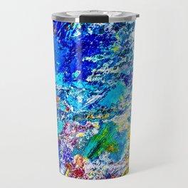 Art of color palette Travel Mug