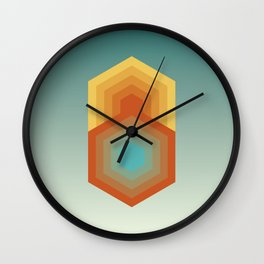 noon Wall Clock