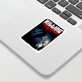 Killing Kardashian Front Cover Art Sticker